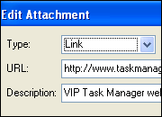Task Attachment