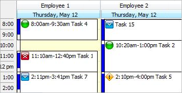 Create Calendars to Schedule Task Durations