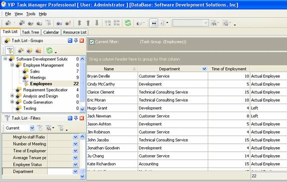 Add The Custom Field U201cEmployee Statusu201d To Track How Many Employees Retired  Employee Task List