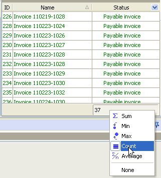 Mobile Invoice Printer Pdf Percentage Number Of Invoices With Different Statuses Constructive Receipt Irs Pdf with App For Tax Receipts Word Alternatively You Can View The Number Of Invoices With Different Statuses  If You Group Task List By Column Status And Click Expand All Button Define Receipted Word